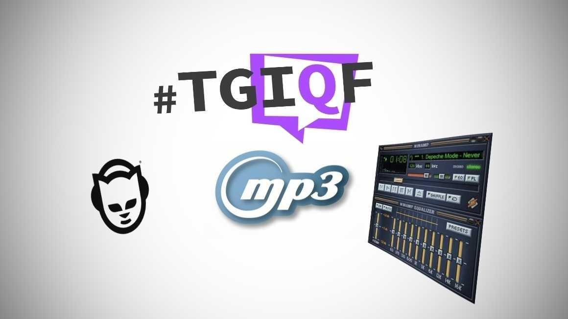 #TGIQF – Das Quiz rund um MP3