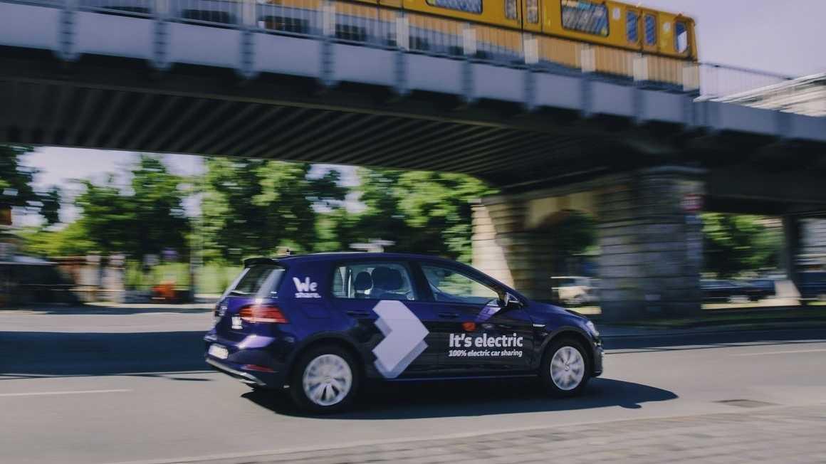 WeShare: VW steigt in den Carsharing-Markt ein