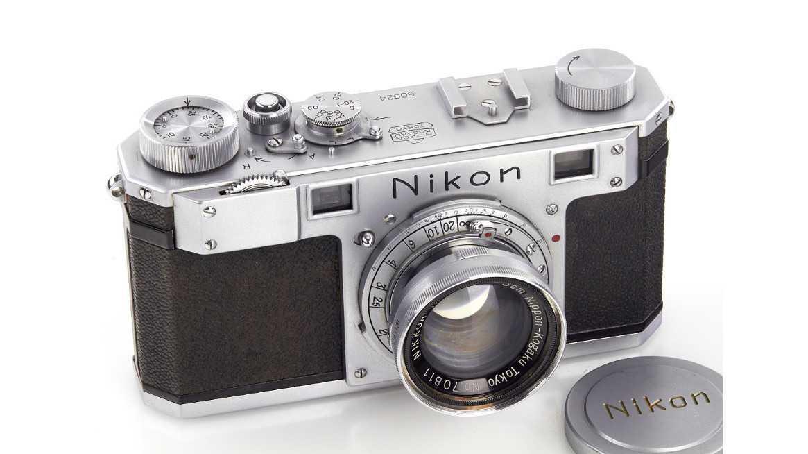 Nikon One bei Westlicht in Wien für 384.000 Euro versteigert