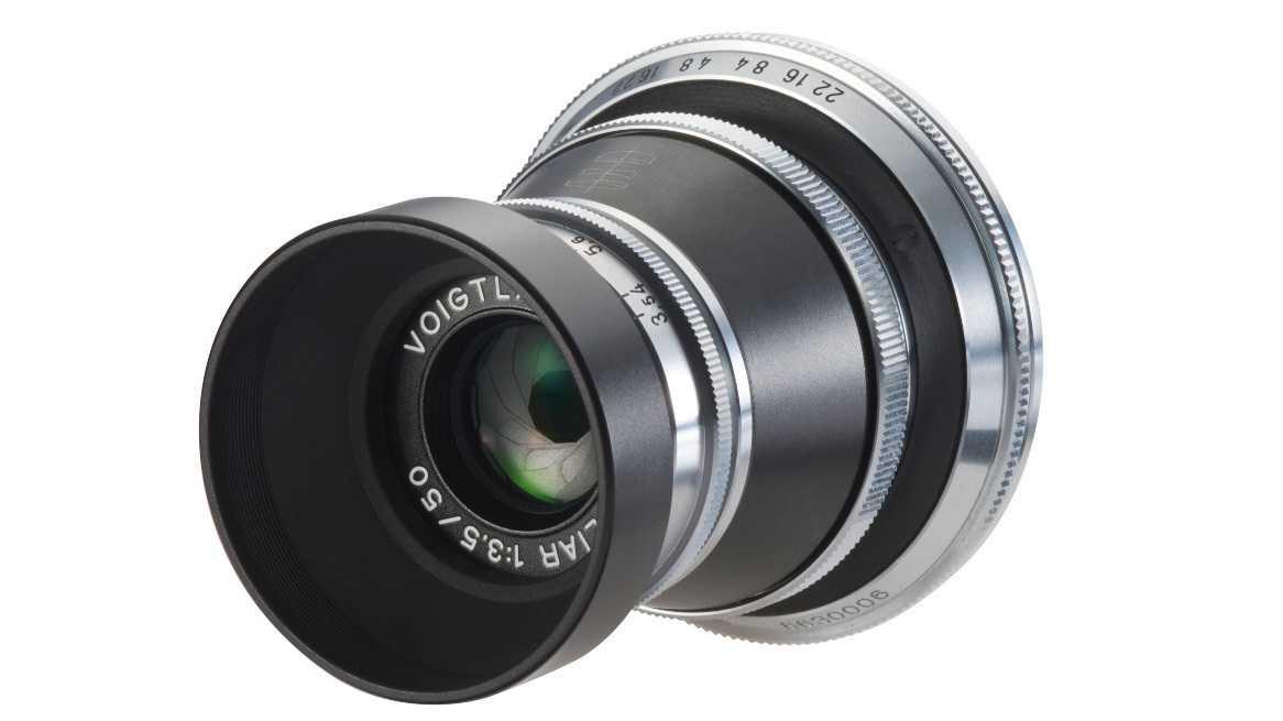 Neues Objektiv: Voigtländer bringt Vintage-Normalbrennweite mit Leica-M-Bajonett