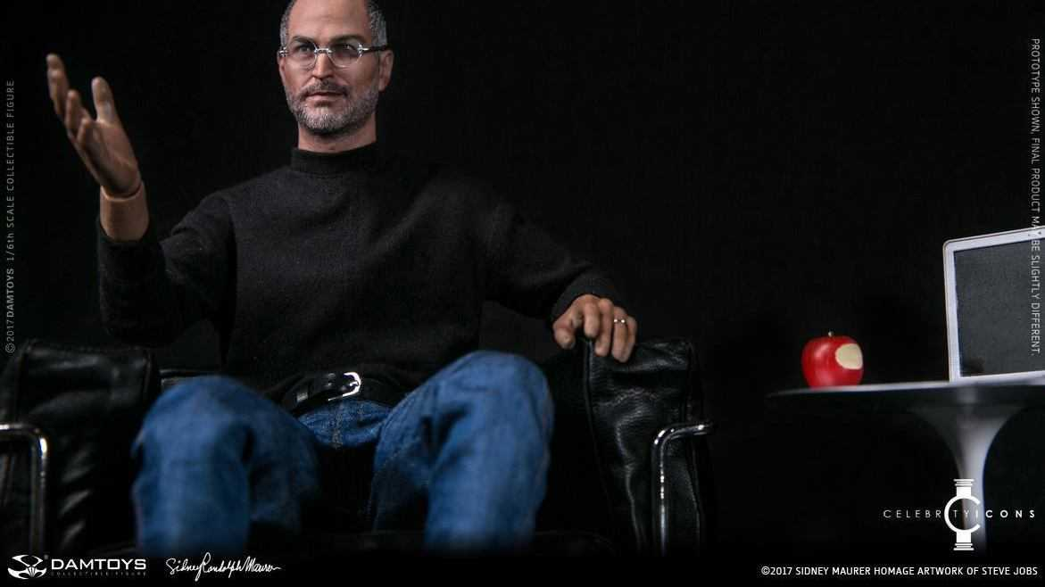 Steve Jobs Action-Figur