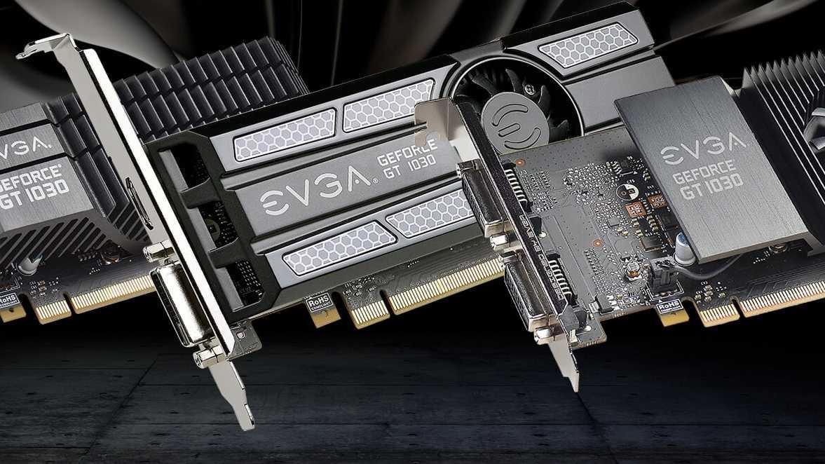Nvidia GeForce GT 1030: 30-Watt-Grafikkarte ab 80 Euro erhältlich
