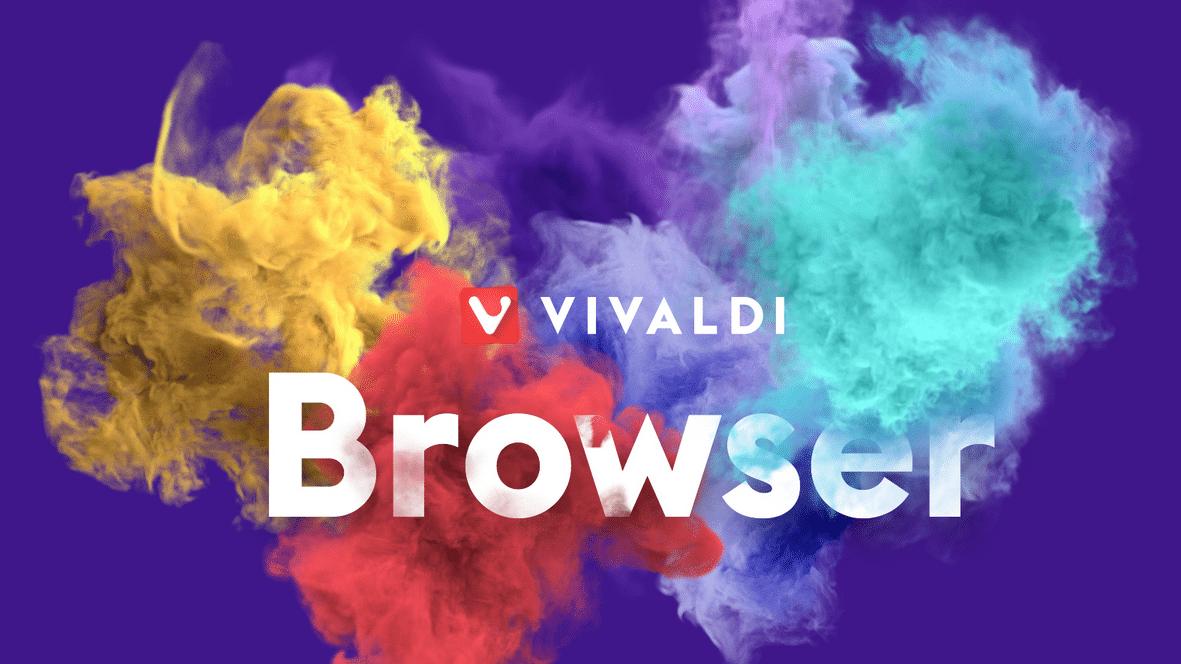 Vivaldi-Browser gibt Account-Synchronisierung frei