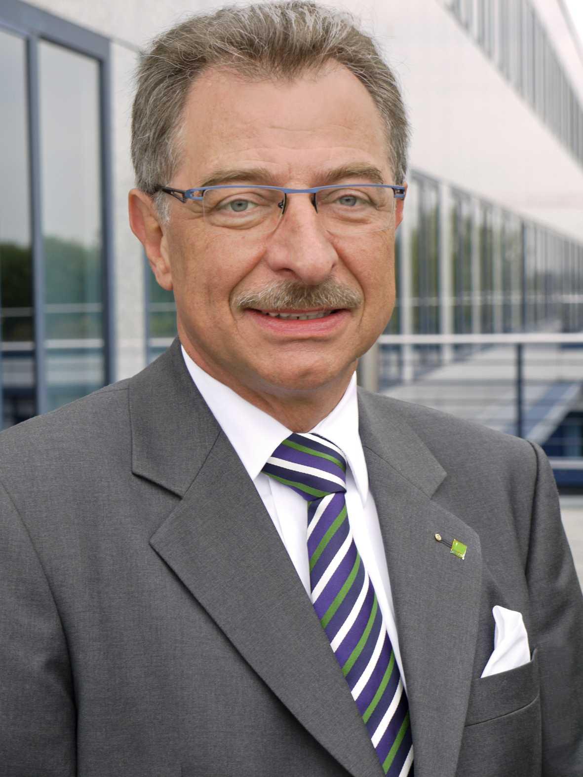 Der neue Bitkom-Präsident Dieter Kempf