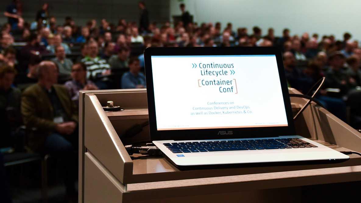 Continuous Lifecycle & ContainerConf: Die Konferenzen sind ausverkauft