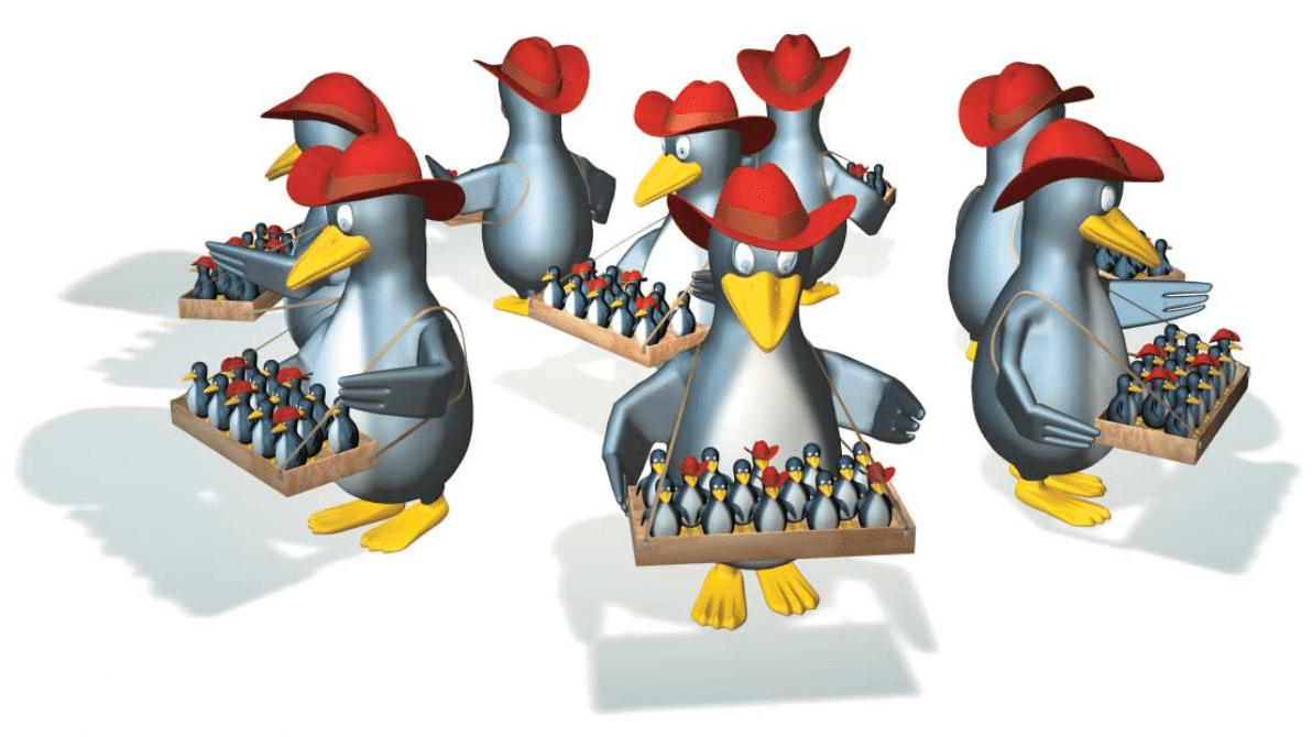 Red Hat Summit: alles bauen, überall installieren