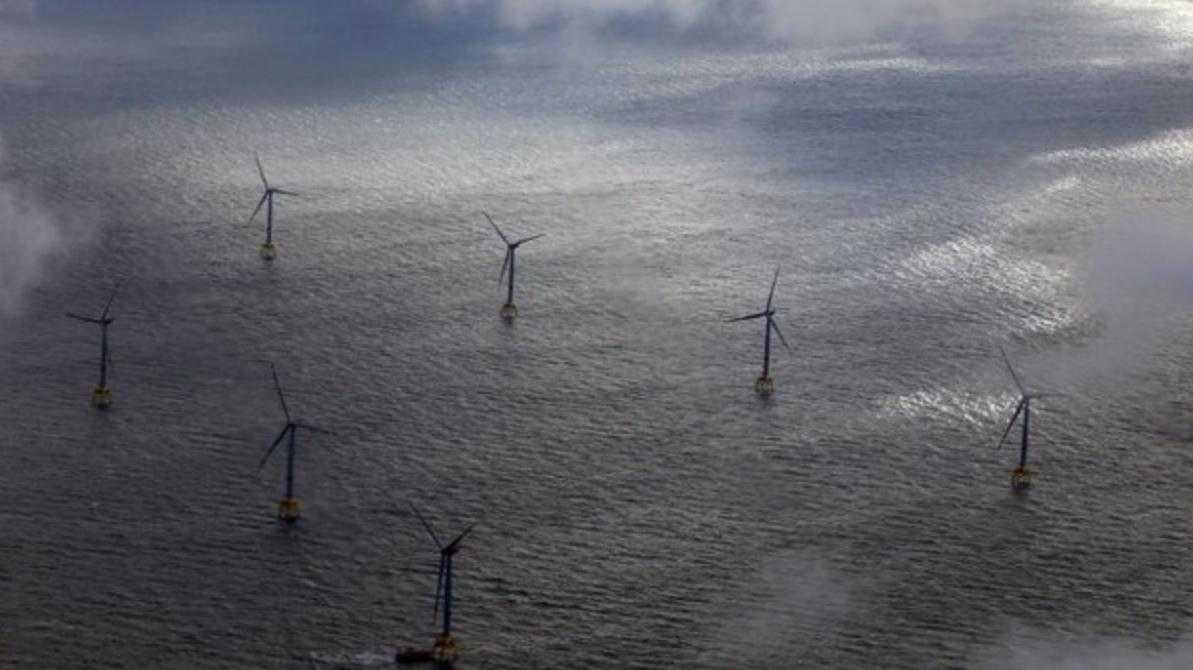 Ostsee-Windpark Arkona geht offiziell in Betrieb