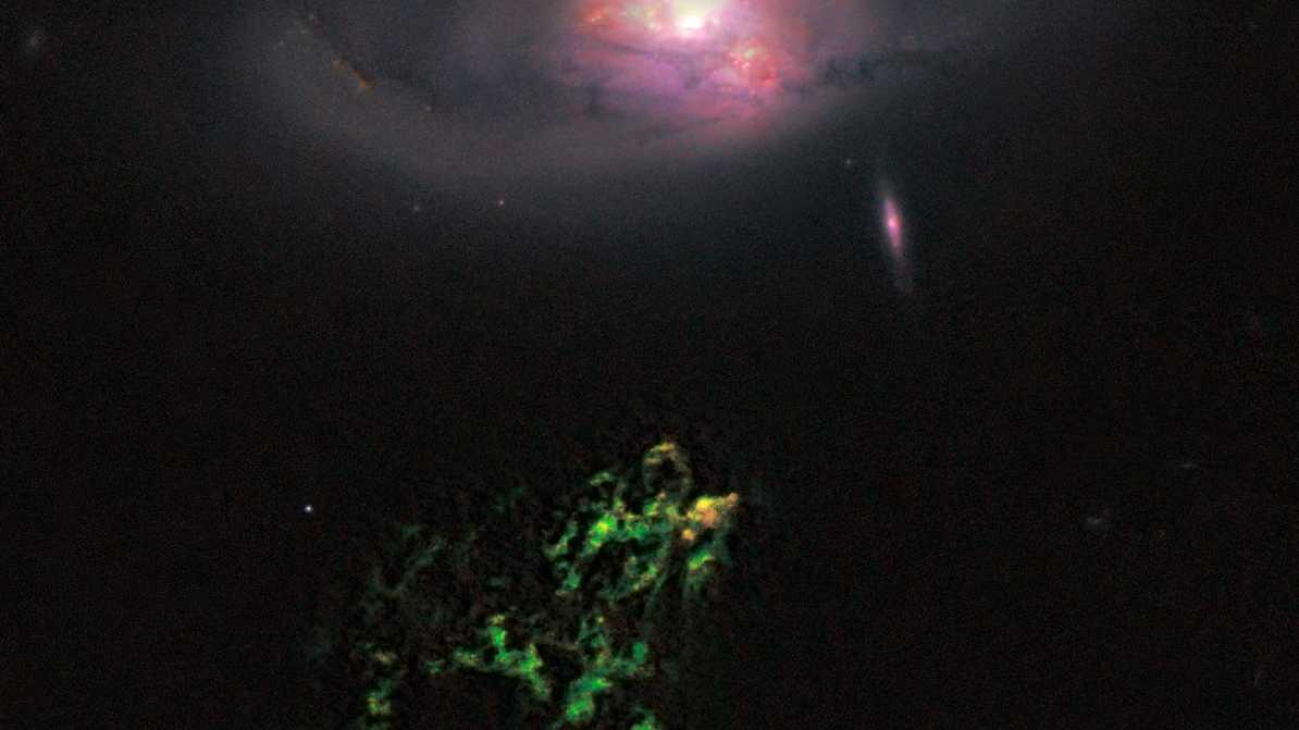 Wo Hobby-Astronomen den Profis voraus sind