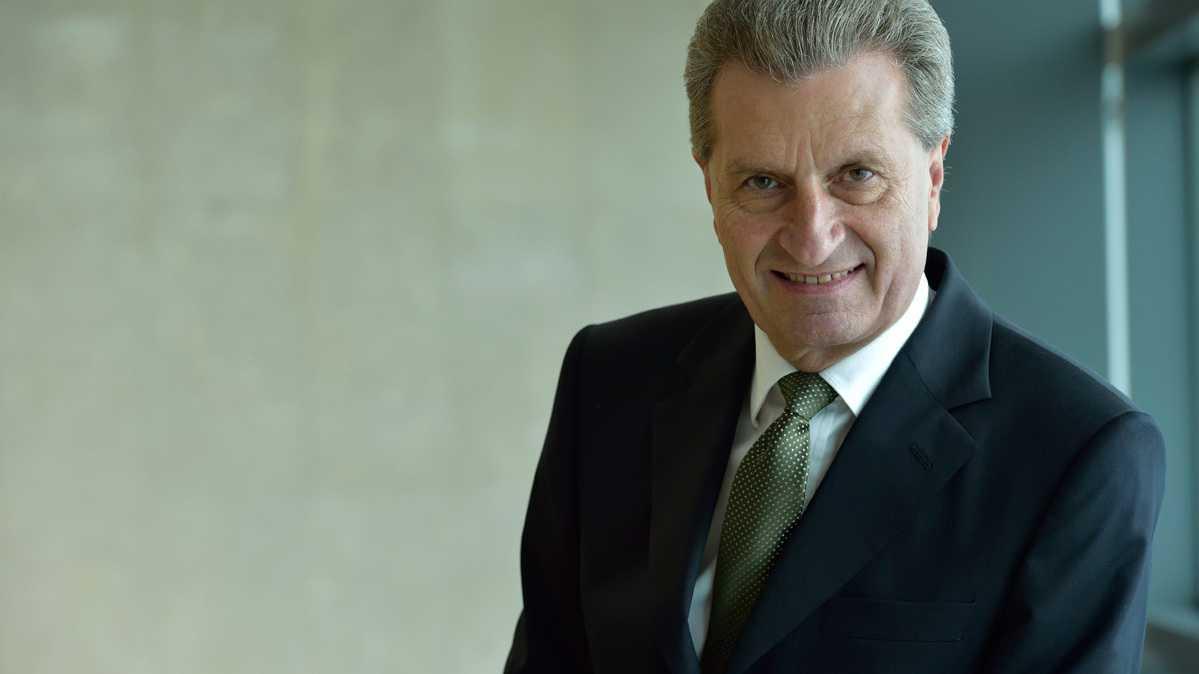 Breitband: Oettinger will Anbieterwechsel einschränken
