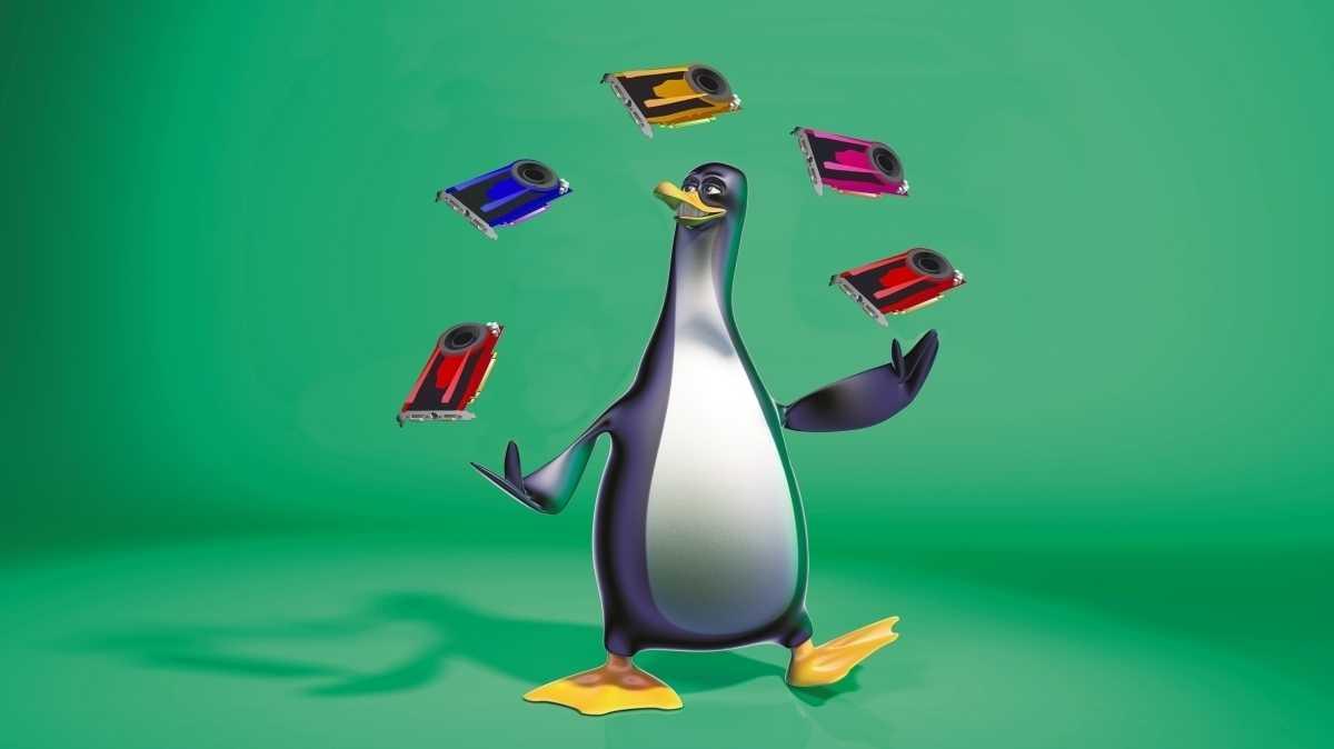 Grafik-Hardware für Linux-Anwender