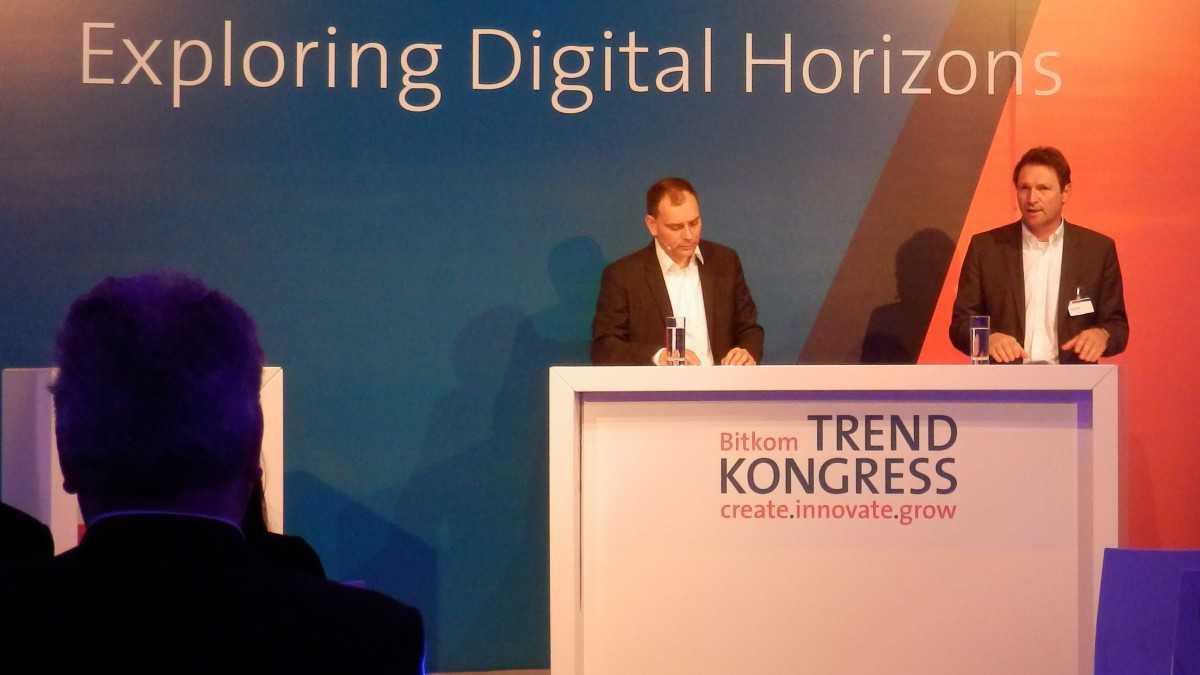 """Bitkom-Trendkongress: """"Die Infrastruktur muss Schritt halten"""""""