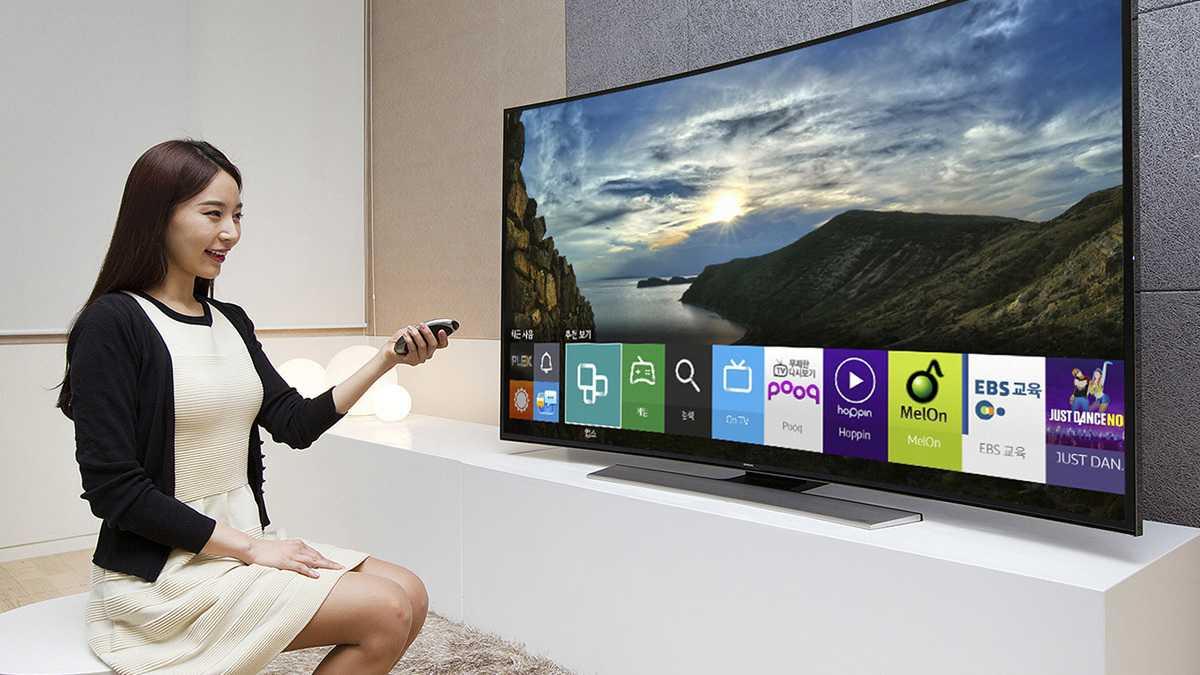 Samsung setzt Tizen in neuen Smart-TVs ein
