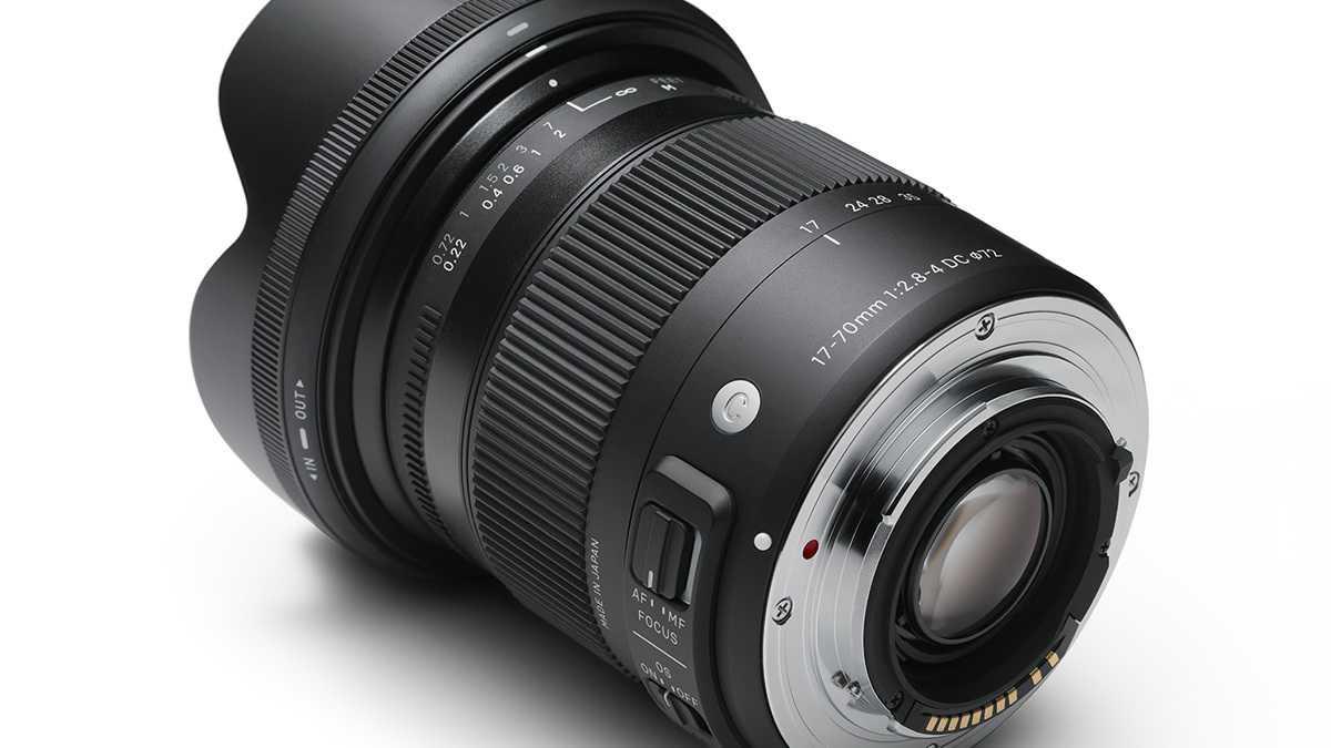 Verwackelte Fotos: Firmware-Update für Sigma 17-70mm F2,8-4 mit Pentax-Anschluss