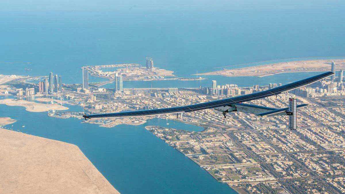 Sonnenflieger steuert China trotz defekter Solarzelle an