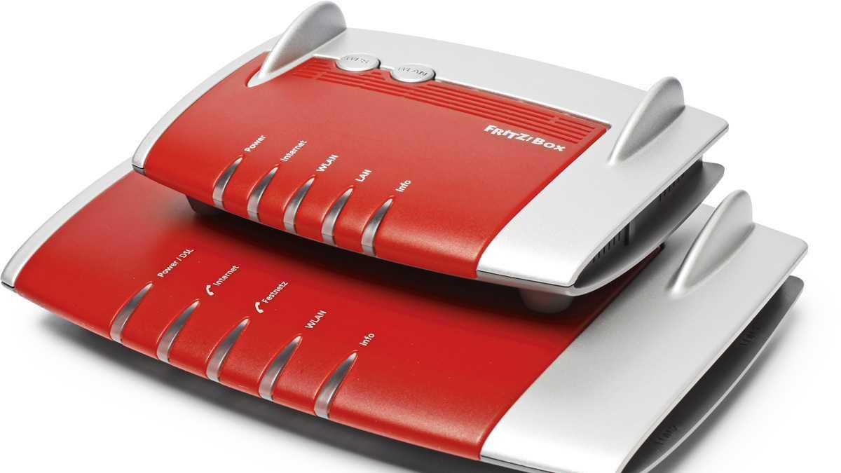 Fritzbox 4020: Router-Zwerg ohne Modem und Telefon-Buchsen