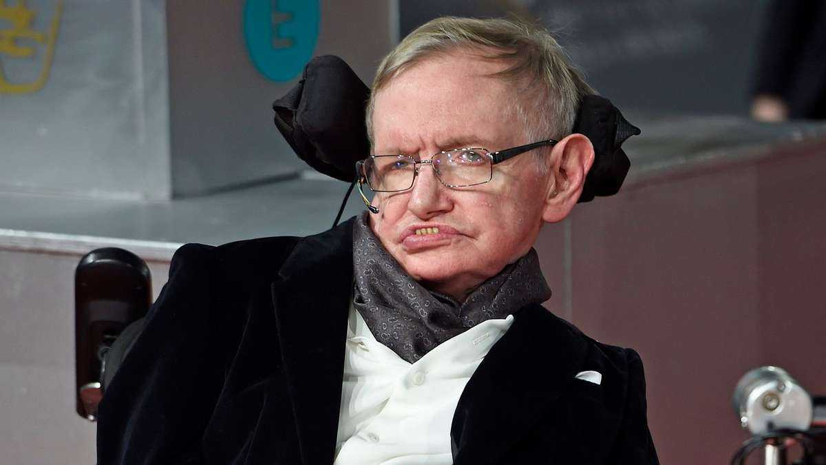 Der Computer arbeitet weiter: Stephen Hawking wird 75