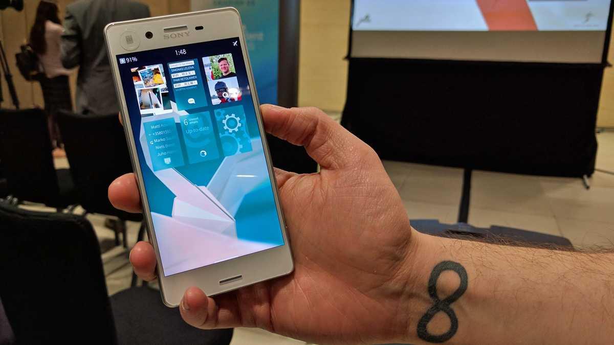 Jolla und Sony bringen Sailfish OS auf Xperia-Smartphones