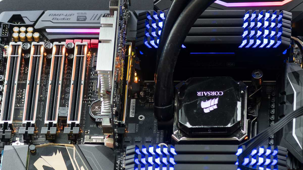 X299-Mainboards für Core i9 X