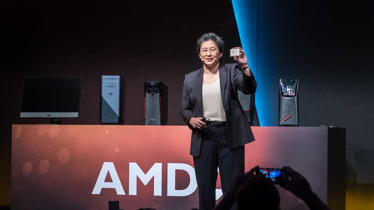 AMDs Serverprozessor Epyc startet Ende Juni