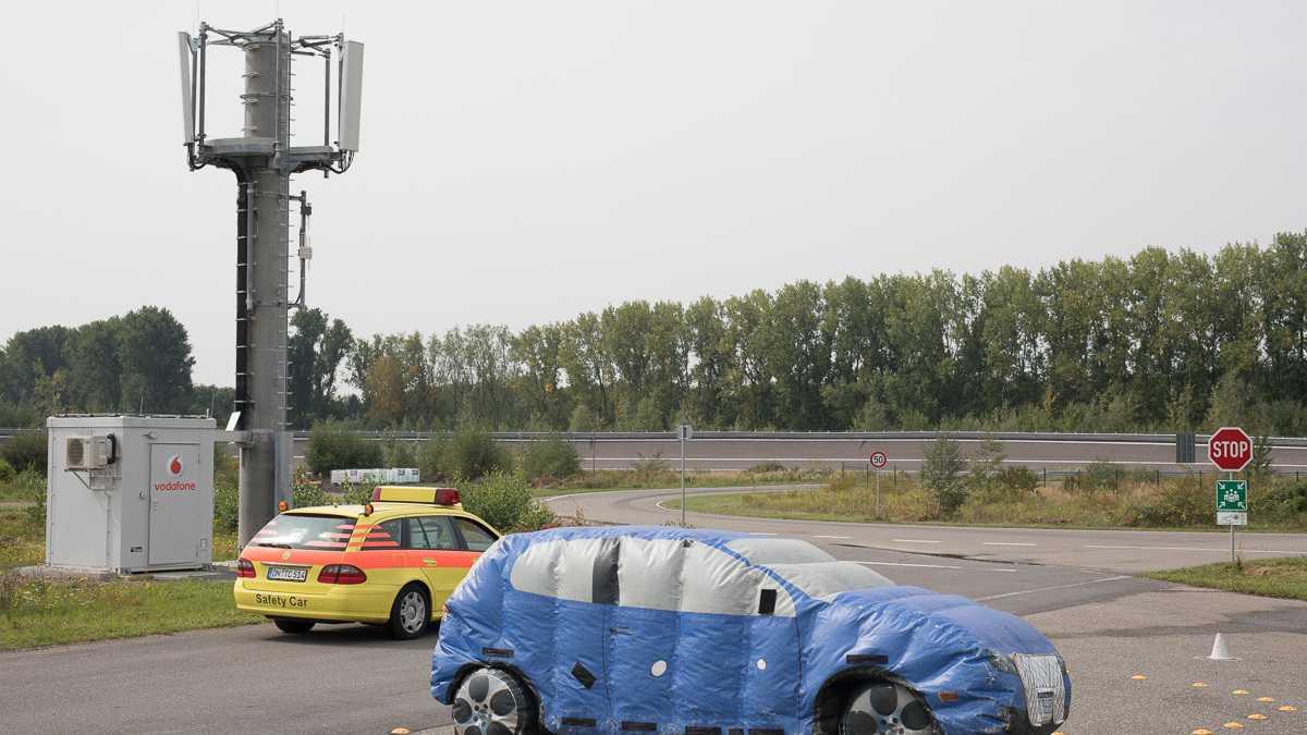 5G-Mobilfunk: Vodafone startet Mobility Lab zur Autokommunikation