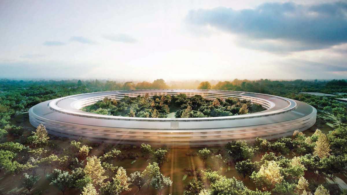 Tschüss, Infinite Loop: Apple hat eine neue Adresse