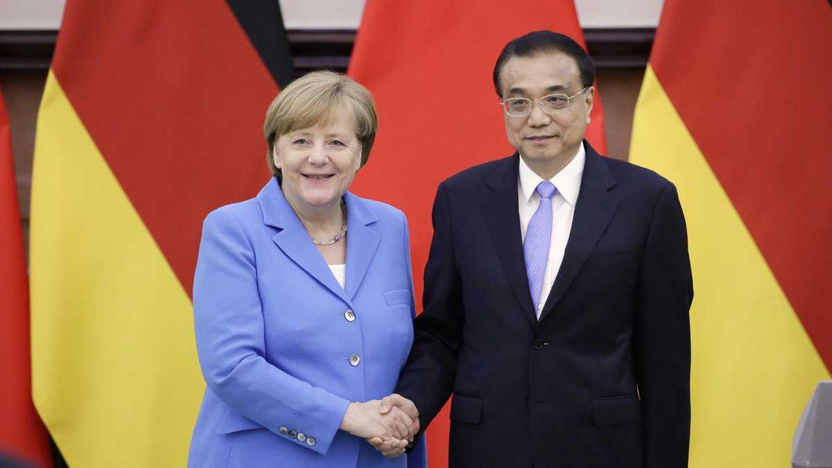 Deutschland und China wollen mit autonomen Autos vorausfahren