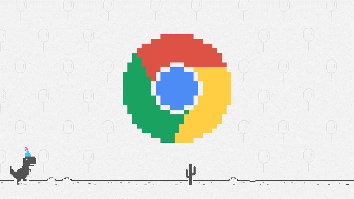 Chrome-Browser: Neues Design zum 10. Geburtstag