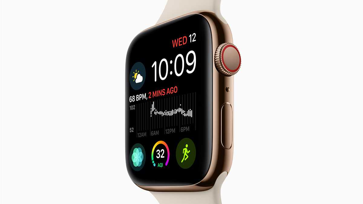 Analyst: Apple Watch Series 4 statt Juwelen