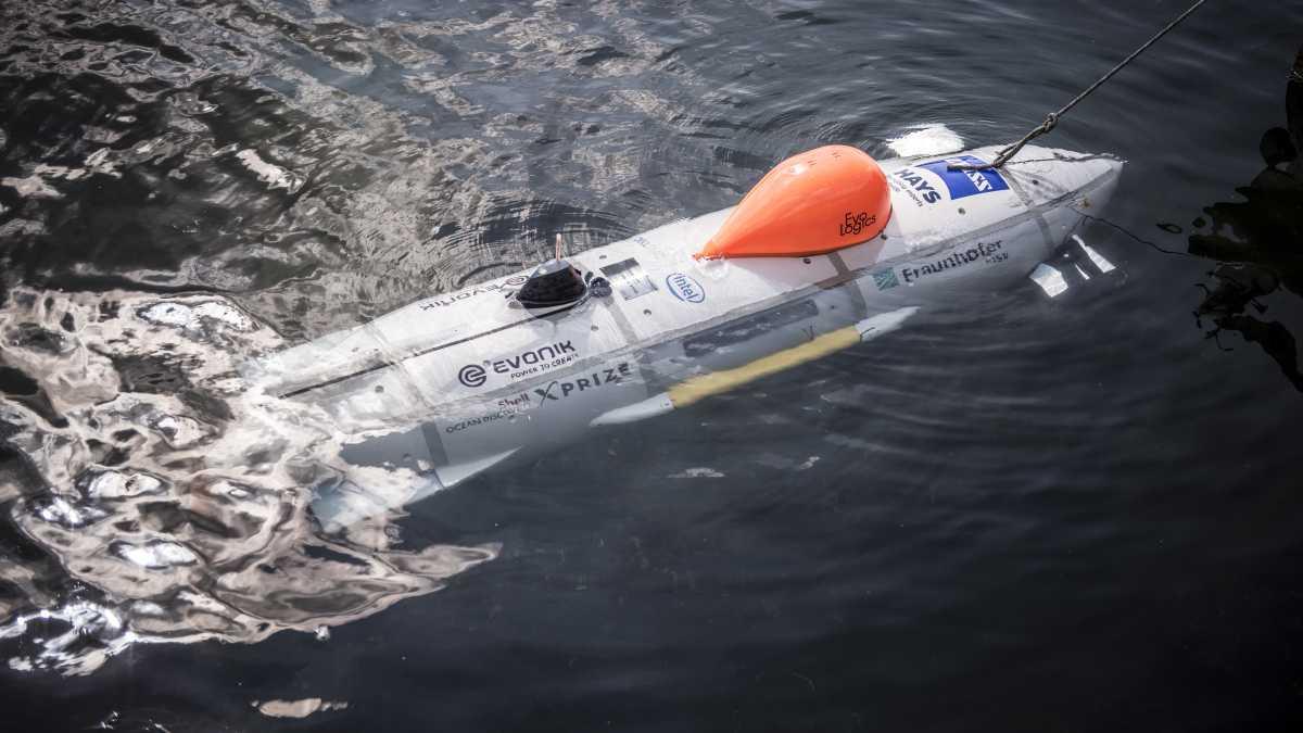 Erforschung der Tiefsee: Deutsches Team absolviert Finale beim Xprize