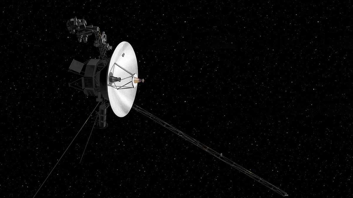 NASA-Sonde Voyager 2 nun auch im interstellaren Raum