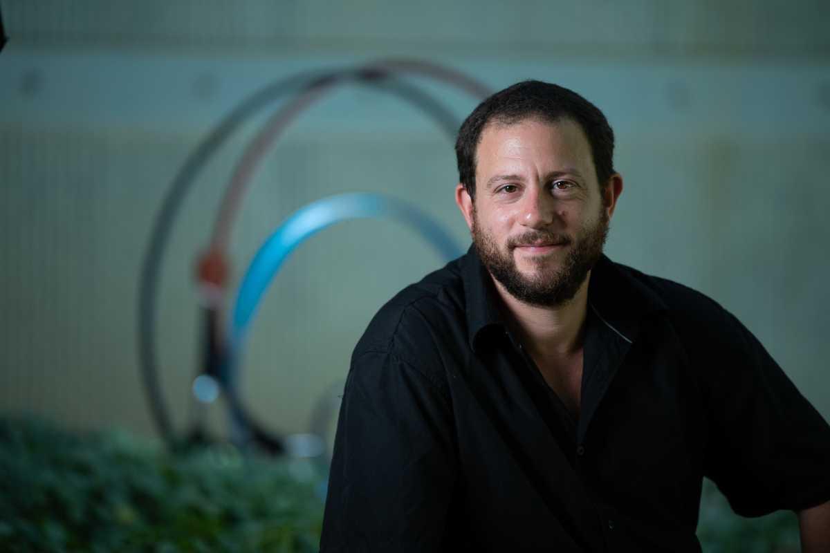 """Nimrod Talmon von der Ben Gurion University in Be'er Scheva: """"Wir müssen den kritischen Umgang mit den Informationen, die wir [im Internet] finden, erst noch lernen."""""""