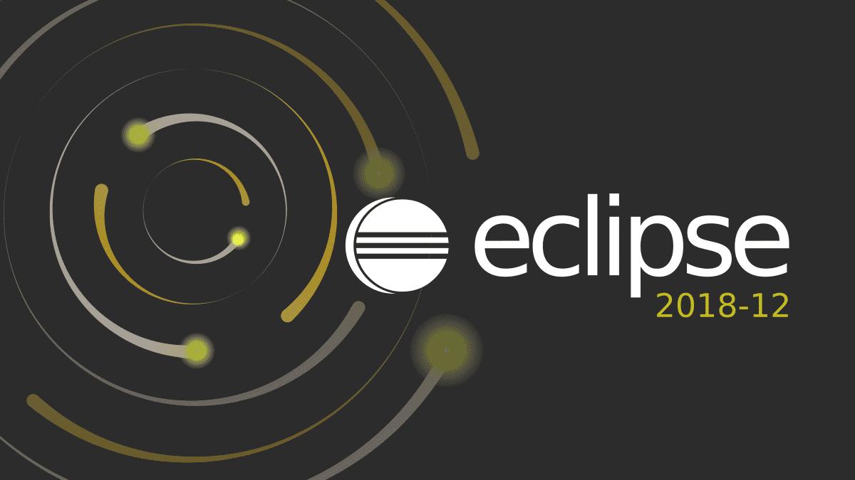 Entwicklungsumgebung Eclipse 2018-12: Schneller, smarter, Java 11