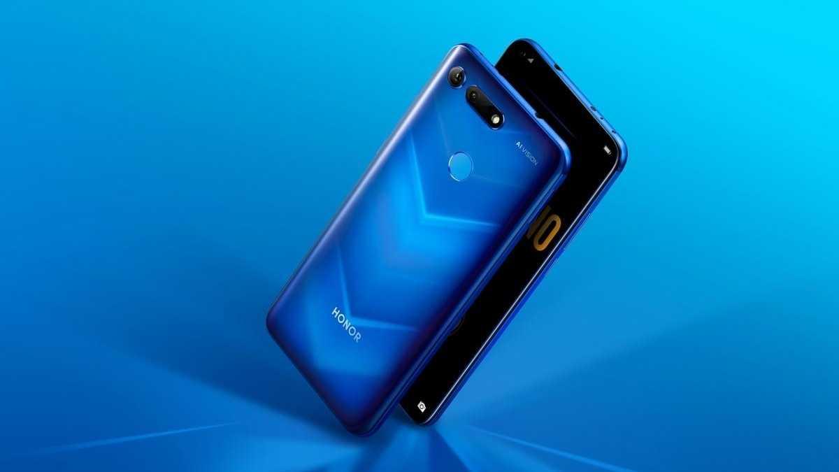 Honor View 20: Das Handy mit dem Loch im Display