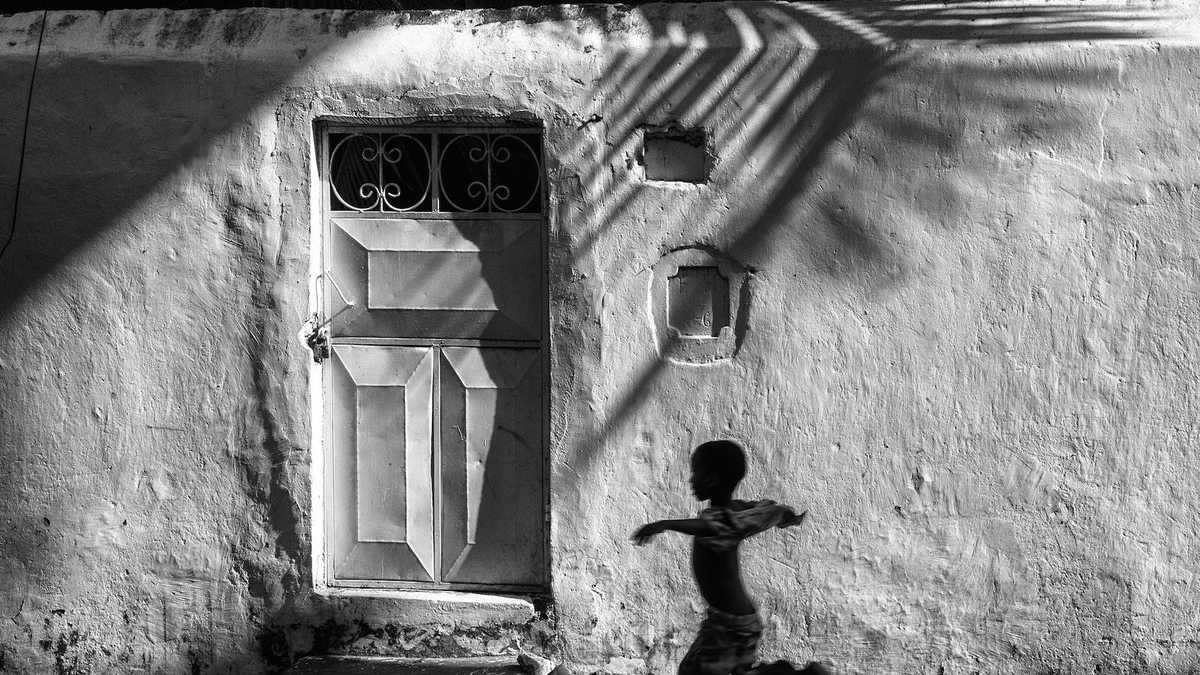 Heimweg von Georgie Pauwels