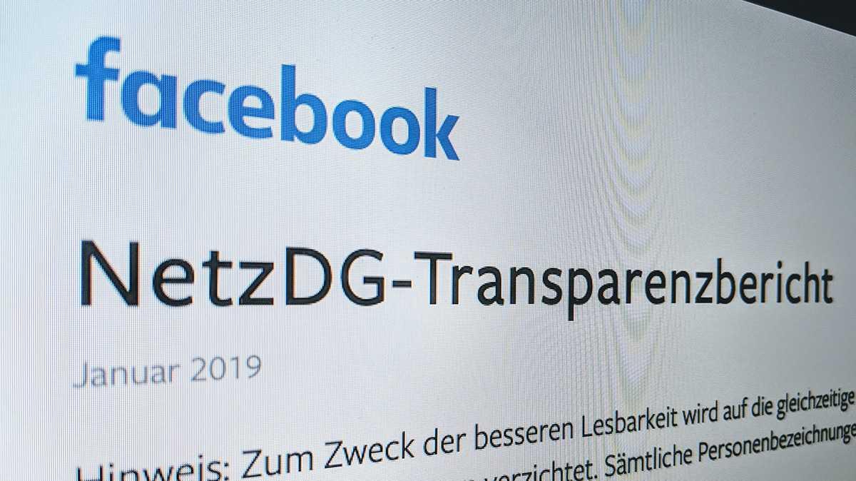 NetzDG-Berichte: Die große Zensur blieb bislang aus