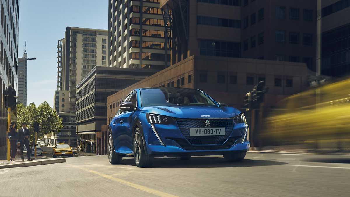 Elektroautos: Kleinwagen Peugeot 208 soll auch als E-Variante kommen