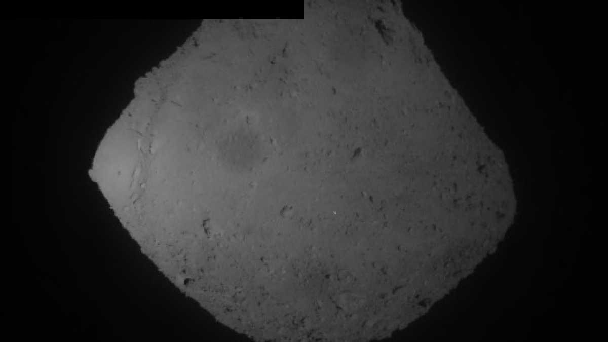 Hayabusa2: Mit Projektil weiteren Krater in Asteroiden Ryugu geschlagen