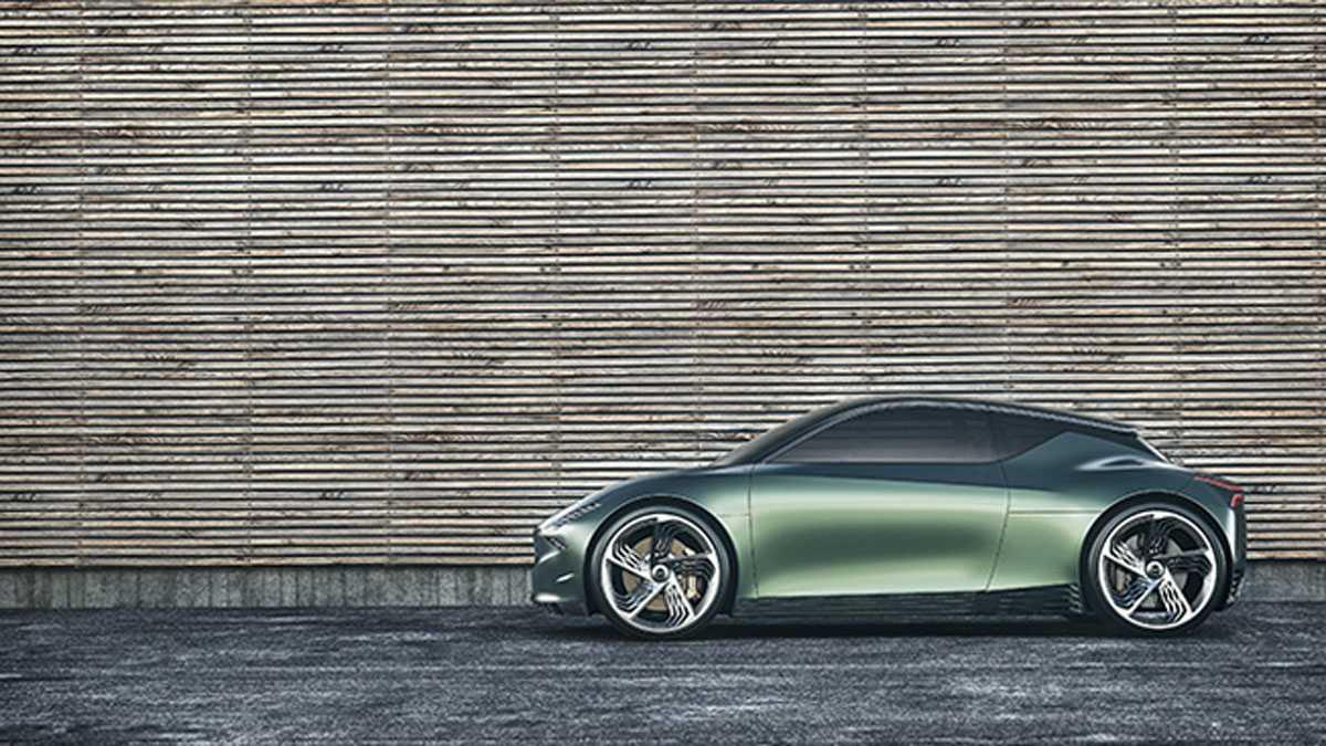 Elektroauto: Hyundais Luxusmarke Genesis zeigt Konzept für Stadtauto