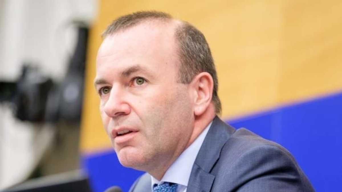 Europawahl: EVP-Spitzenkandidat will europäisches FBI und digitale Fairnesssteuer