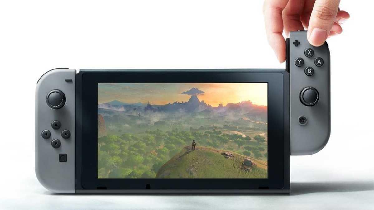 Nintendo rechnet mit wachsenden Verkäufen seiner Konsole Switch