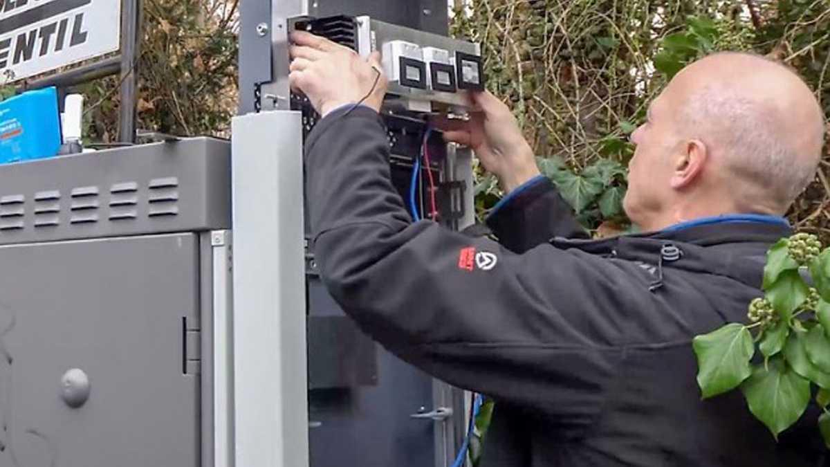 Luftverschmutzung: Darmstadt bekommt erstes digitales Schadstoff-Messnetz