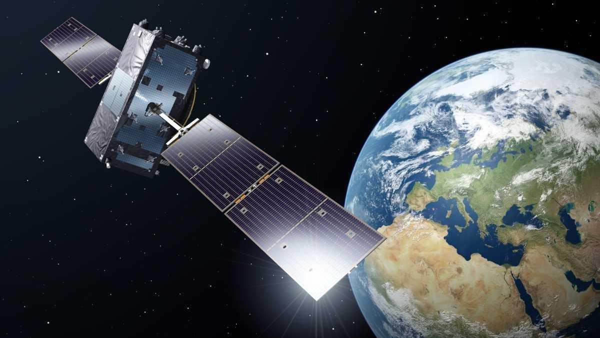 Ausfall des europäischen Satellitennavigationssystems Galileo
