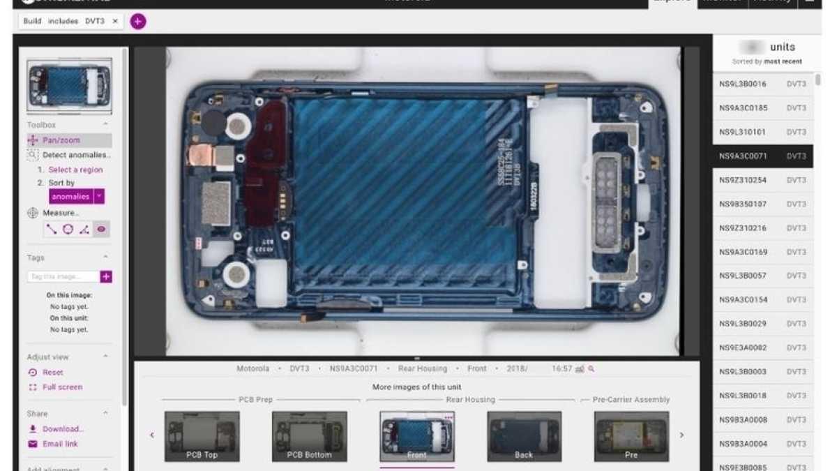 Ex-Apple-Ingenieure gründen Start-up zur Fernüberwachung von Produktionslinien