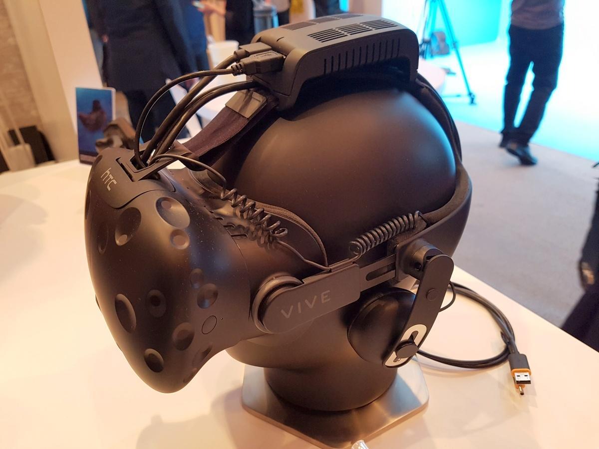 Der Kampf gegen das Kabel: Drei Wireless-Systeme für Virtual Reality ausprobiert