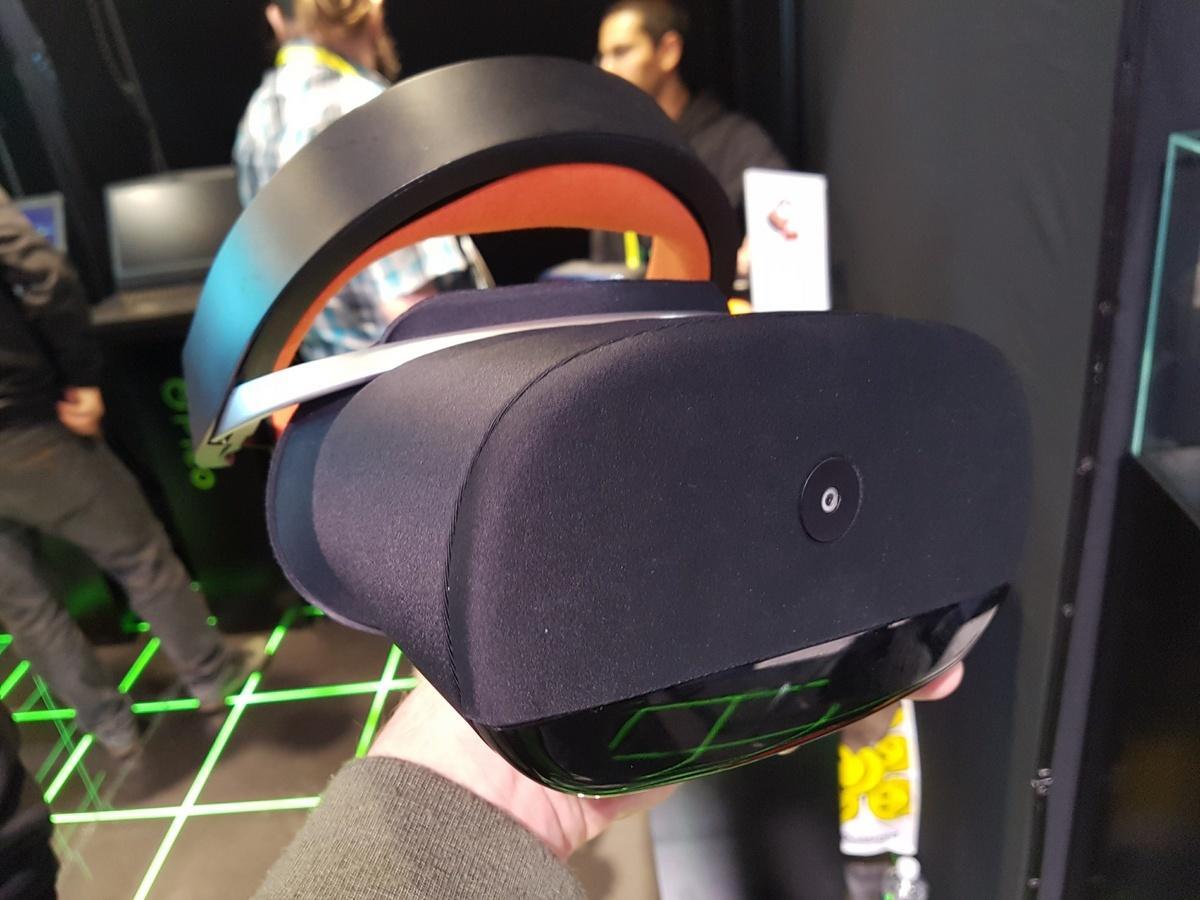 Überraschung: Pico zeigte VR-Brillen mit ordentllichem Mittendrin-Gefühl und annehmbaren Inside-out-Raumtracking.