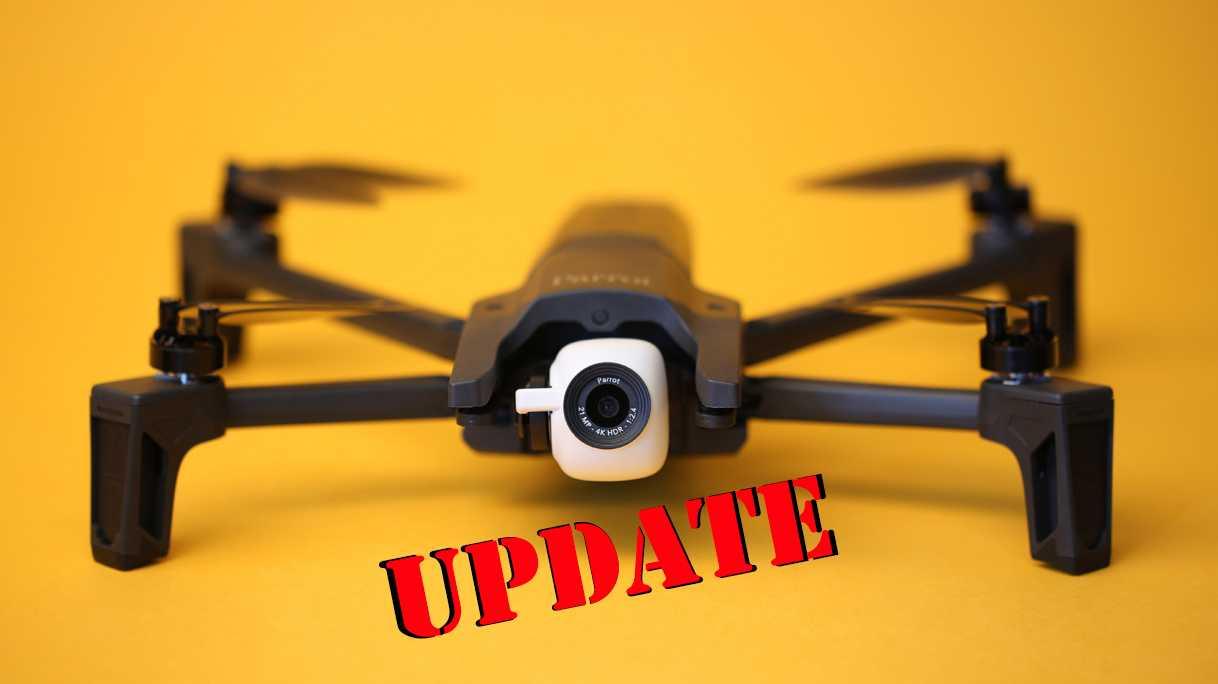 Parrot Anafi im Test: leise und kompakte 4K-Drohne