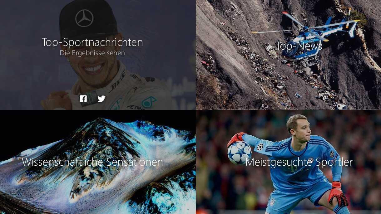 Bing 2015