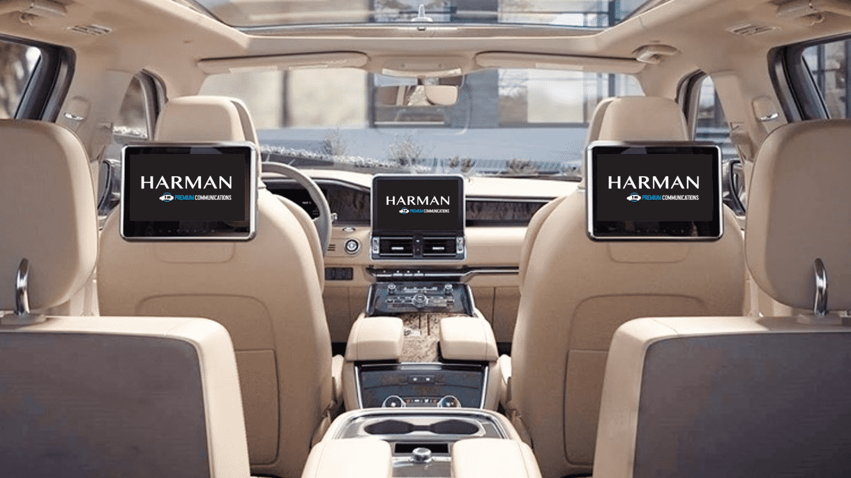 Harman: Multizonen-Audio für bessere In-Car-Kommunikation