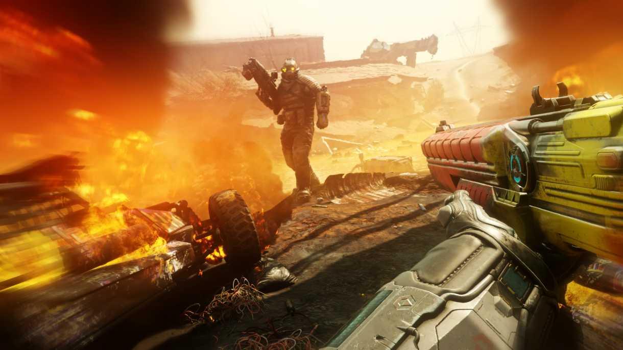 Rage 2 angespielt: Borderlands' rotziger Halbbruder