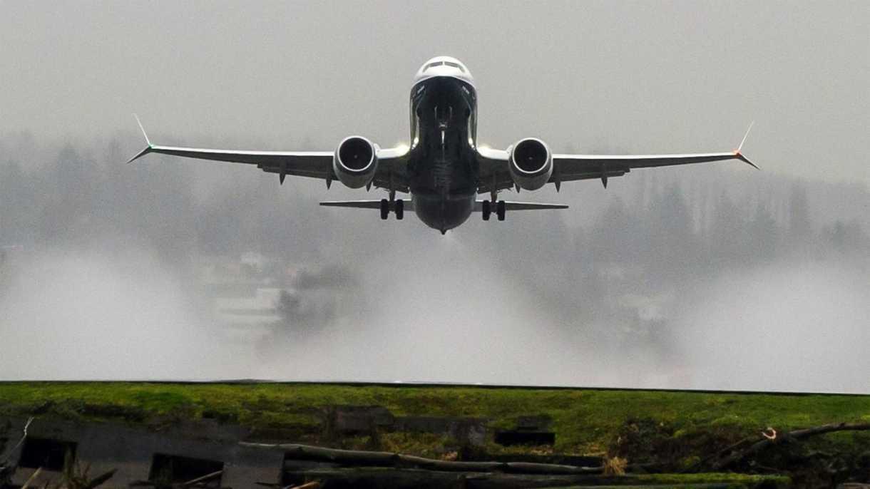Boeing bessert Flugsimulator des Unglücksjets 737 Max nach